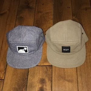 Huff and hundreds hats